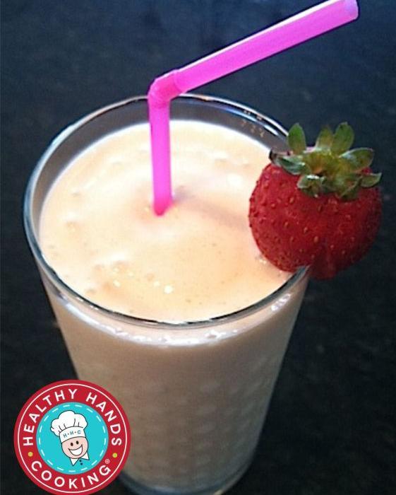 Vanilla Milkshake Smoothie